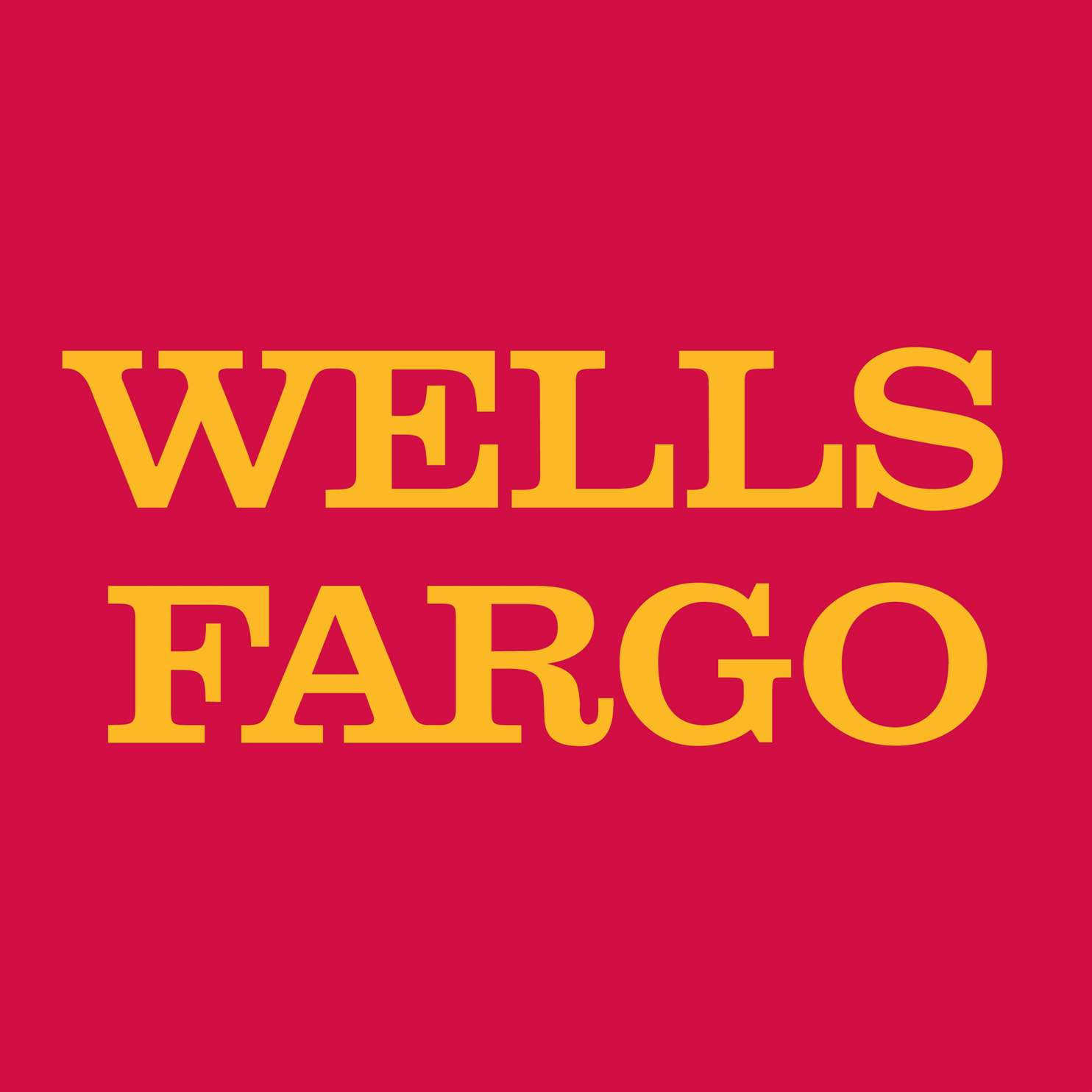 Wells Fargo color